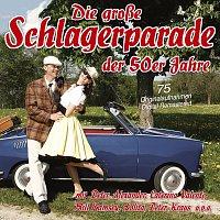 Různí interpreti – Die grosze Schlagerparade der 50er Jahre