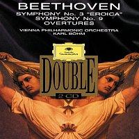 """Přední strana obalu CD Beethoven: Symphonies Nos.3 """"Eroica"""" & 9 """"Choral""""; Overtures"""