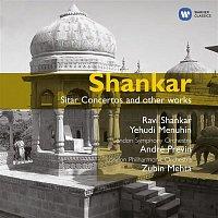 Ravi Shankar, Yehudi Menuhin – Shankar: Sitar Concertos etc.