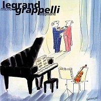 Přední strana obalu CD Michel Legrand / Stephane Grappelli