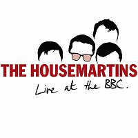 Přední strana obalu CD The Housemartins - Live At The BBC