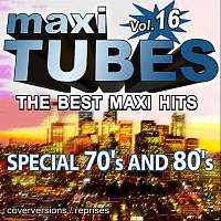 The Copy Cats – Maxi Tubes - Vol. 16 / The best Maxi Hits - Special 70's and 80's