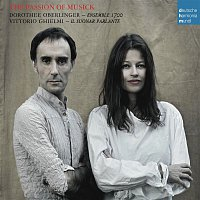 Dorothee Oberlinger, Matthew Locke – The Passion of Musick