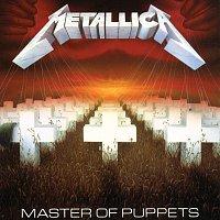 Přední strana obalu CD Master Of Puppets