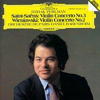 Itzhak Perlman, Orchestre de Paris, Daniel Barenboim – Saint-Saens: Violin Concerto No.3 / Wieniawski: Violin Concerto No.2
