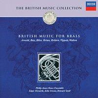 The Philip Jones Brass Ensemble – British Music for Brass