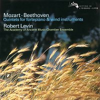 The Academy Of Ancient Music Chamber Ensemble, Robert Levin, Anthony Halstead – Mozart/Beethoven: Quintets for Piano & Wind Instruments/Beethoven:Horn Sonata in F