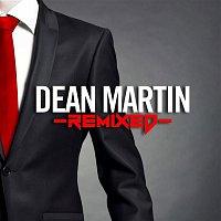 Přední strana obalu CD Dean Martin Remixed