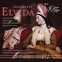 Annick Massis, Bruce Ford, Jennifer Larmore, Pietro Spagnoli, London Philharmonic Orchestra, Antonello Allemandi – Donizetti: Elvida
