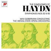 Max Goberman, Joseph Haydn, Orchester der Wiener Staatsoper – Haydn: Symphonies Nos. 52 & 55