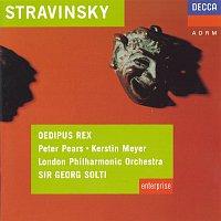 Alec McCowen, Kerstin Meyer, Sir Peter Pears, Ryland Davies, Benjamin Luxon – Stravinsky: Oedipus Rex