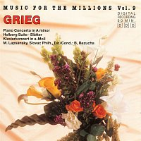 Slovak Philharmonic Orchestra, Libor Pešek – Music For The Millions Vol. 9 - Edvard Grieg