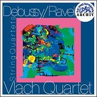 Vlachovo kvarteto – Debussy, Ravel: Smyčcové kvartety