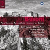 Riccardo Muti, Filarmonica della Scala – Busoni: Piano Concerto; Turandot Suite Etc