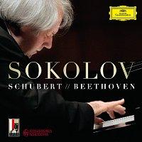 Přední strana obalu CD Schubert & Beethoven [Live]