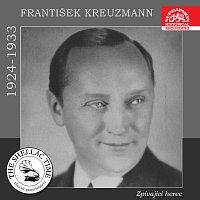 František Kreuzmann, Orchestr Polydoru – Historie psaná šelakem - Zpívající herec František Kreuzmann