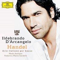 Ildebrando D'Arcangelo, Modo Antiquo, Federico Maria Sardelli – Handel Arias