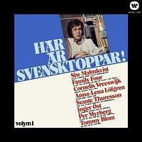 Blandade Artister – Har ar svensktoppar! Volym 1