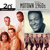 Různí interpreti – 20th Century Masters - The Millennium Collection: Best Of Motown 1960s, Vol. 1