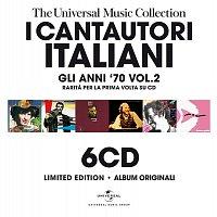 Různí interpreti – I Cantautori Italiani - Gli Anni '70 - Vol.2/The Universal Music Collection [Remastered]