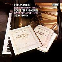 Vladimír Ashkenazy, London Symphony Orchestra, André Previn – Rachmaninov: Piano Concertos Nos. 2 & 3