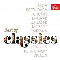 Přední strana obalu CD Best of Classics