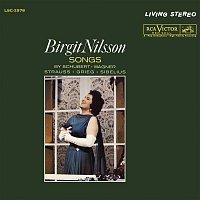 Birgit Nilsson, Jean Sibelius, Leo Traubmann – Birgit Nilsson - Songs