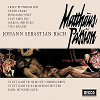 Fritz Wunderlich, Elly Ameling, Marga Hoffgen, Sir Peter Pears, Tom Krause – Matthaus-Passion BWV 244