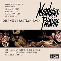 Fritz Wunderlich, Elly Ameling, Marga Hoffgen, Sir Peter Pears, Tom Krause – Matthaus-Passion BWV 244