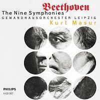 Sylvia McNair, Jard van Nes, Uwe Heilmann, Bernd Weikl, GewandhausKinderchor – Beethoven: The Symphonies [5 CDs]