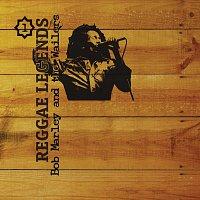 Přední strana obalu CD Reggae Legends