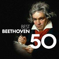 Přední strana obalu CD 50 Best Beethoven