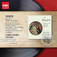 Elisabeth Schwarzkopf, Christa Ludwig, Nicolai Gedda, Nicolai Ghiaurov, Philharmonia Orchestra, Chorus, Carlo Maria Giulini – Verdi: Requiem & Four Sacred Pieces