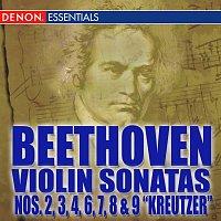 Ernst Groschel, Leon Spierer – Beethoven Violin Sonatas Nos. 2-3-4-6-7-8-9