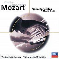 Vladimír Ashkenazy, Philharmonia Orchestra – Mozart: Piano Concertos Nos. 25 & 27