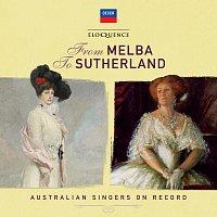 Různí interpreti – From Melba To Sutherland: Australian Singers On Record