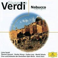 Evelyn Lear, Liane Synek, Sándor Kónya, Martti Talvela, Thomas Stewart – Verdi: Nabucco (Highlights)