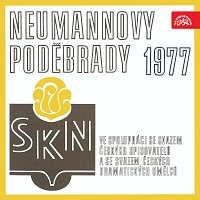 Přední strana obalu CD Neumannovy Poděbrady 1977