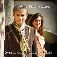 Přední strana obalu CD Světlo naděje / Light of Hope