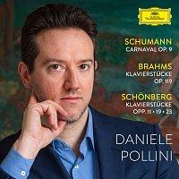 Daniele Pollini – Schumann: Carnaval - Brahms: Klavierstucke op. 119 - Schoenberg: Klavierstucke opp. 11, 19, 23