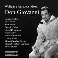 George London, Hilde Zadek, Ludwig Weber, Léopold Simoneau, Sena Jurinac – Don Giovanni 1955