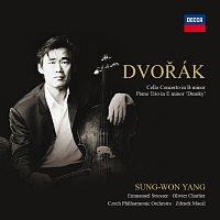 Sung-Won Yang, Emmanuel Strosser, Olivier Charlier, Zdeněk Mácal – Dvořák: Cello Concerto In B Minor, Piano Trio In E Minor 'Dumky'