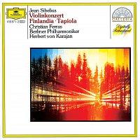 Christian Ferras, Berliner Philharmoniker, Herbert von Karajan – Sibelius: Violin Concerto; Finlandia; Tapiola
