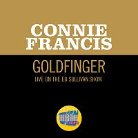 Connie Francis – Goldfinger [Live On The Ed Sullivan Show, March 21, 1965]