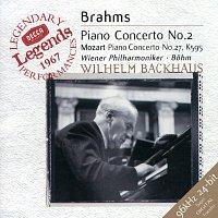 Wilhelm Backhaus, Wiener Philharmoniker, Karl Bohm – Brahms: Piano Concerto No.2 / Mozart: Piano Concerto No.27
