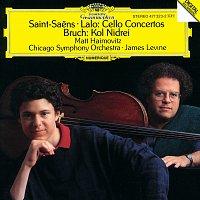 Matt Haimovitz, Chicago Symphony Orchestra, James Levine – Saint-Saens: Cello Concerto / Lalo: Cello Concerto / Bruch: Kol Nidrei