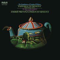 André Previn, Ralph Vaughan Williams, London Symphony Orchestra, Heather Harper – Vaughan Williams: Pastoral Symphony (Symphony No. 3),  IRV. 57 & Concerto for Bass Tuba and Orchestra in F Minor, IRV. 92