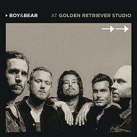 Boy & Bear – Boy & Bear at Golden Retriever Studio