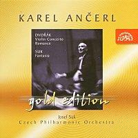 Česká filharmonie, Karel Ančerl – Ančerl Gold Edition 8. Dvořák: Koncert a Romance pro housle a orchestr - Suk: Fantazie pro housle a orchestr