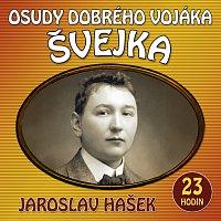 Přední strana obalu CD Hašek: Osudy dobrého vojáka Švejka